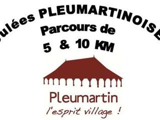 Les Foulées Pleumartinoises - 16/10/2016