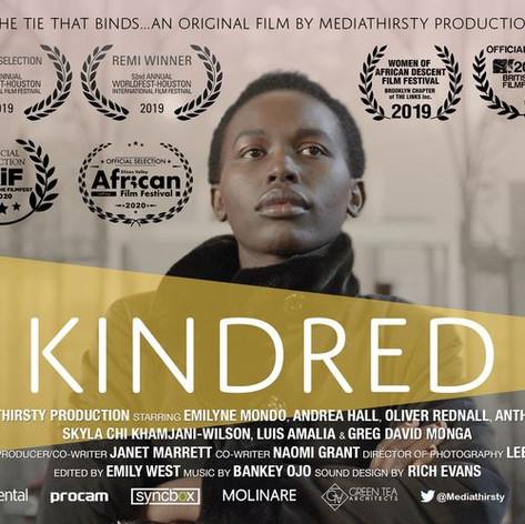 Kindred (17:55) Dir. Janet Marrett (United Kingdom) 2020