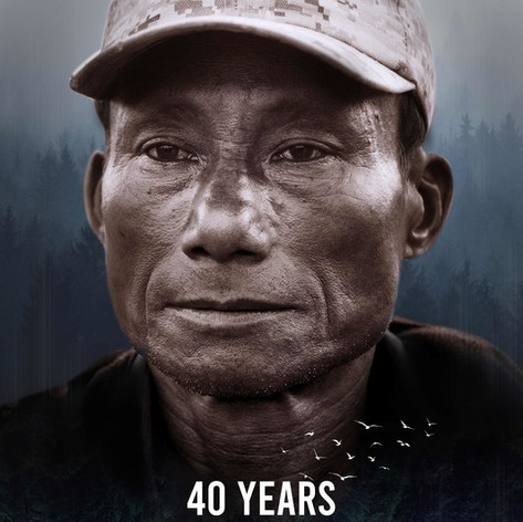 40 Years in the Wild (13:27) Dir. Vishal P. Chaliha (India) 2020