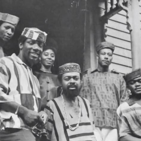 Timeless: The Amiri Baraka Story (11 min)