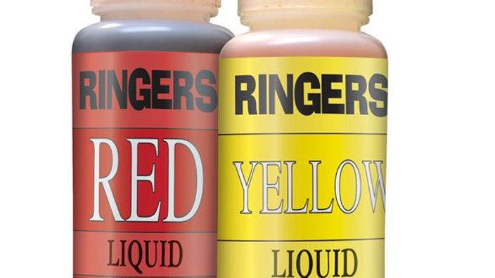 Red & Yellow Liquids