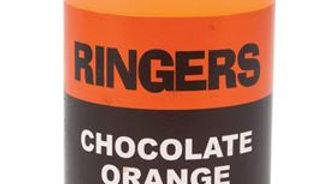 Chocolate Orange Sticky Liquid 400ml