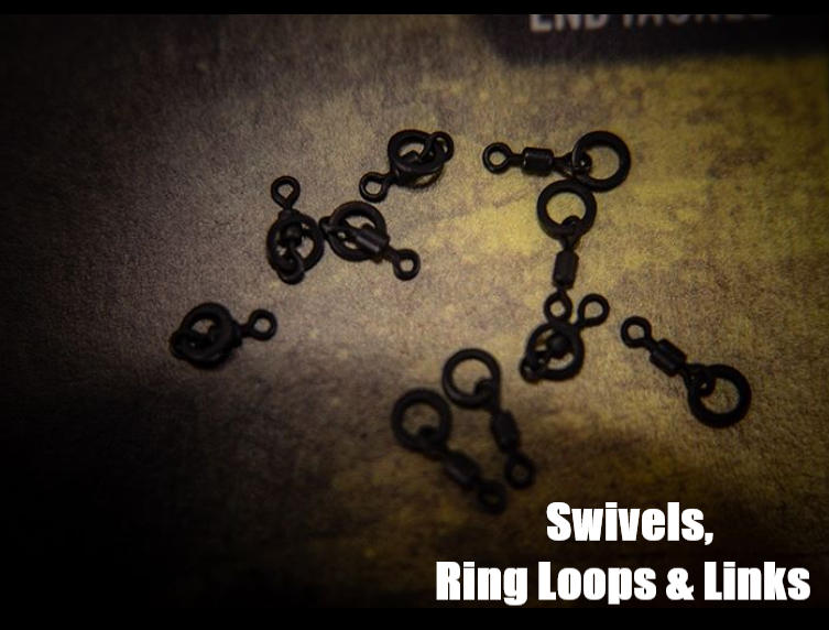 Swivels, Ring Loops and Links