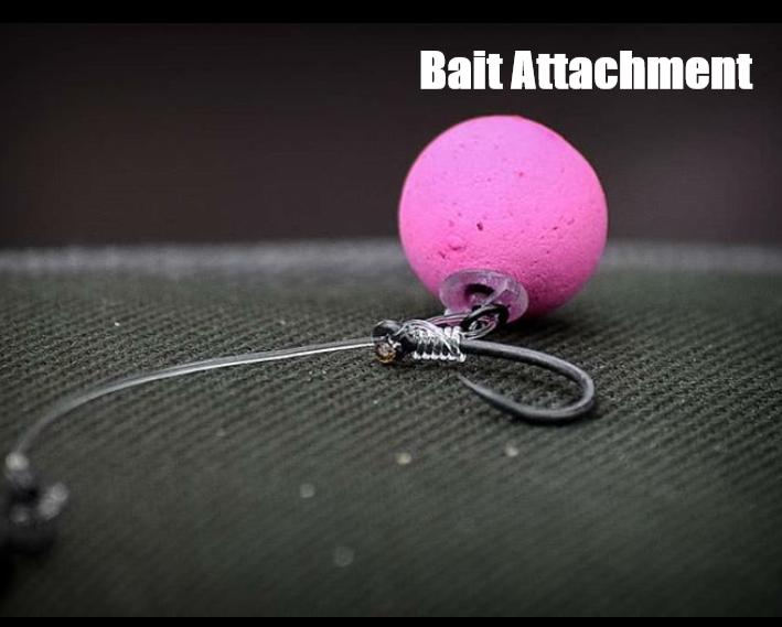 Bait Attachement and Screws