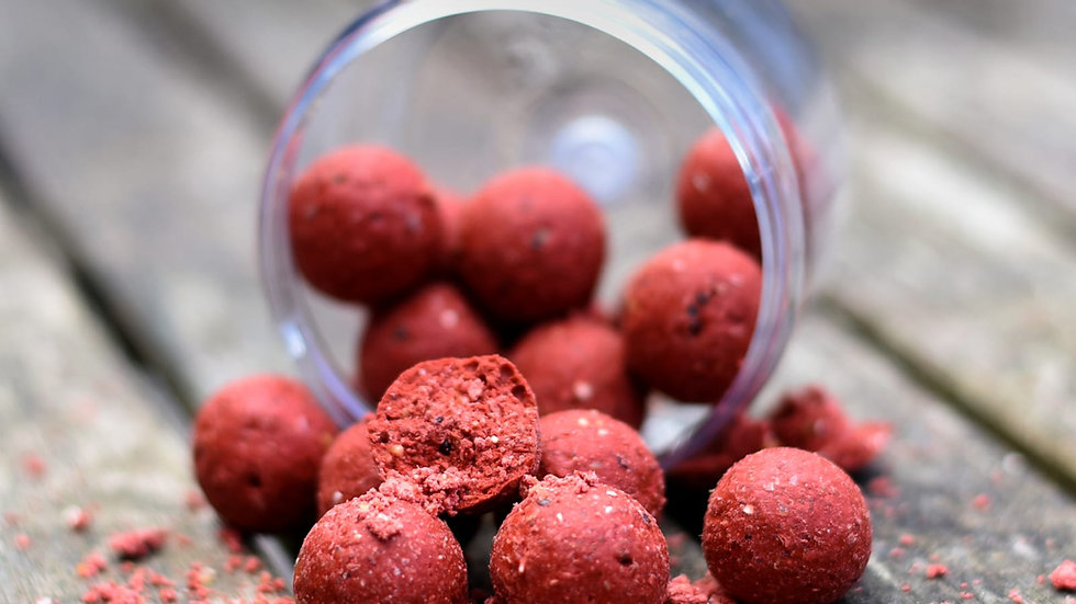 Verry Berry 15mm Boilies Smart Baits