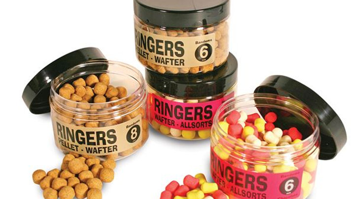Ringers Pellet Wafters Various sizes