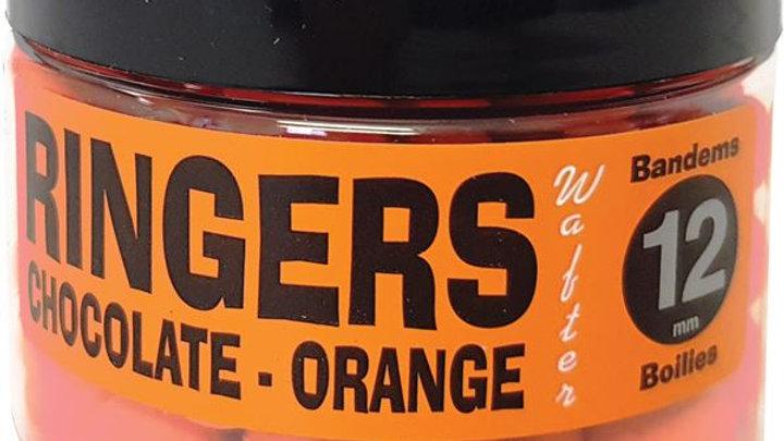 Chocolate Orange Bandem Boilies 6/10/12mm