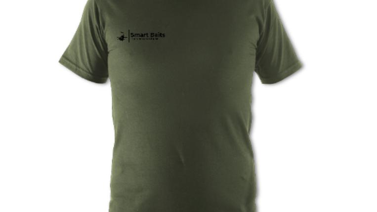 Smart Baits T-Shirt Military Green