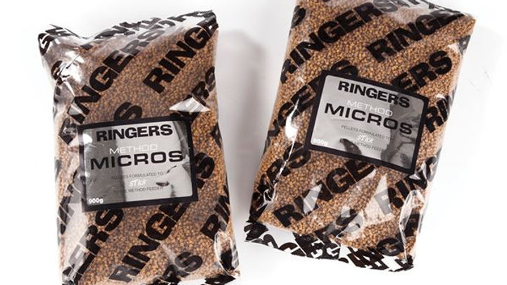 Ringers Method Micros Hard Pellets