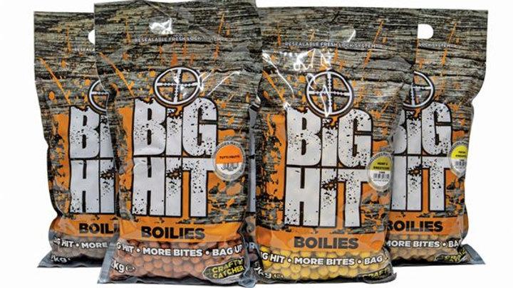Crafty Catcher Big Hit 15mm 2kg Boilies