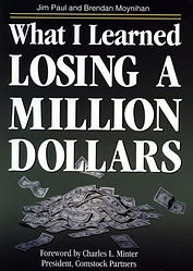 What I Learned Losing a Million Dollars.