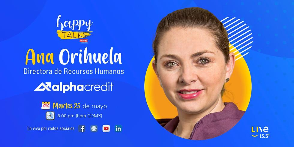 Happy Talk- Ana Orihuela