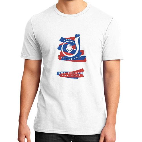 Camiseta Rádio Deuseana  (masculina) - Coleção 2016