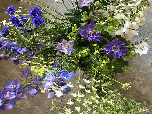 British grown flowers