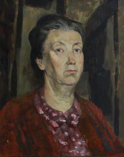 Портрет бабы Вали / Михаил Скрипнюк