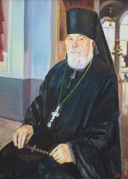 Портрет архимадрида Поликарпа