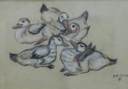 Птичий двор / Татьяна Черникова