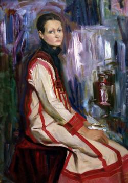 Девушка из Ряжска / Михаил Скрипнюк