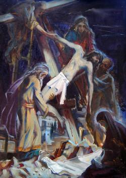 Снятие с креста / Михаил Скрипнюк