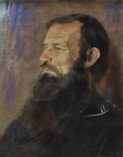 Портрет пожилого мужчины / Скрипнюк
