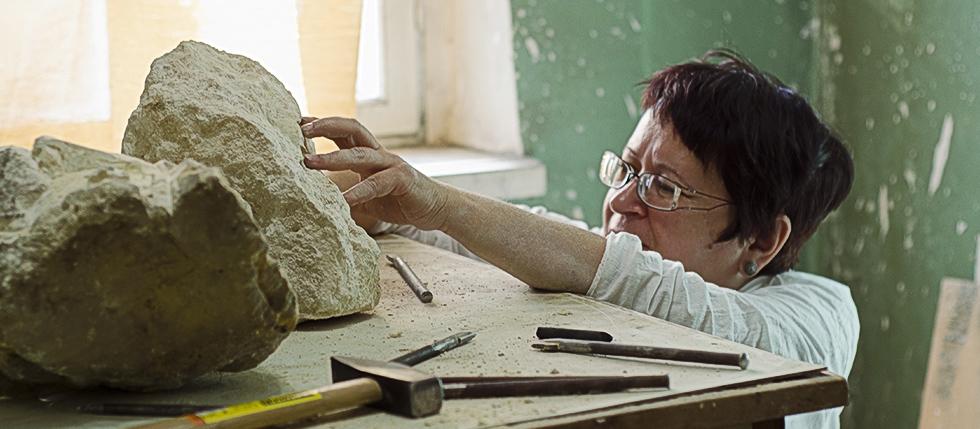 Скульптура в студии Арт Рязань