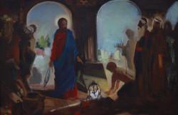 Изгнание из храма / Михаил Скрипнюк