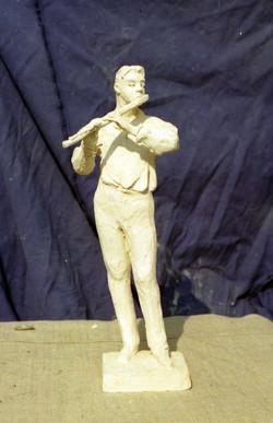 Флейтист / Татьяна Черникова