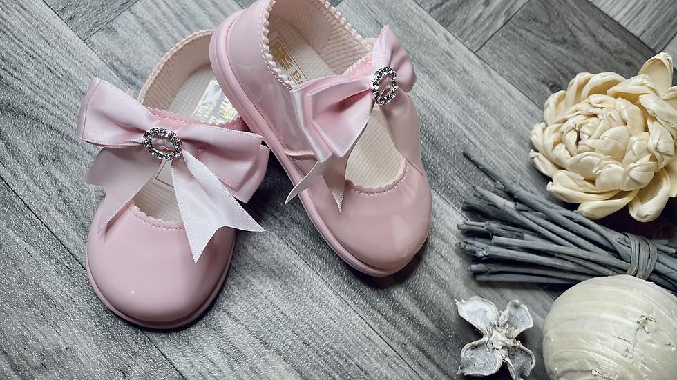 Baypods hard sole shoe - pink