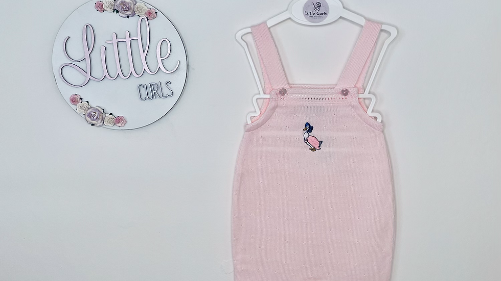 Jemima Puddle-Duck dungaree