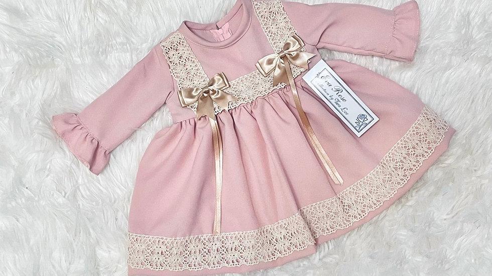 Pink High waist Eva Rose