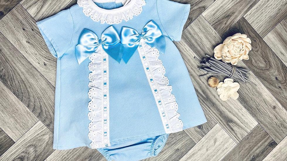 Primrose bow dress & pants