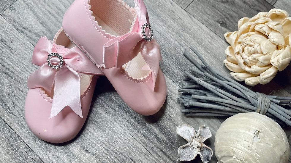 Baypods soft sole shoes - pink