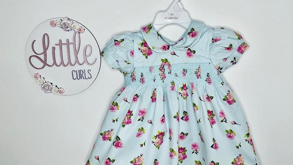 Blue Molly Rose Dress