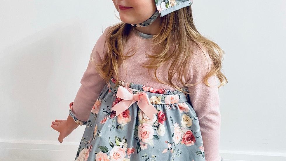 Vintage 3 Piece Dress