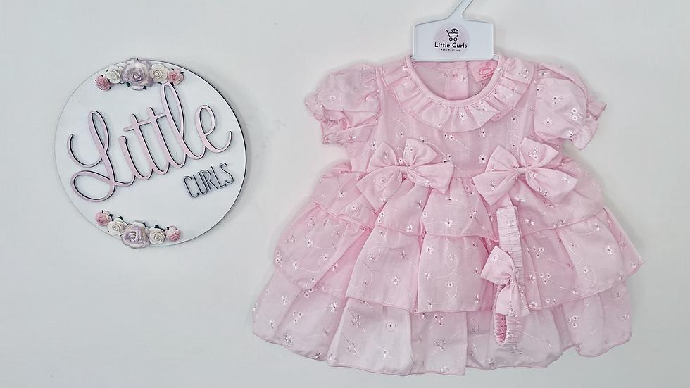 All Pink Bella set