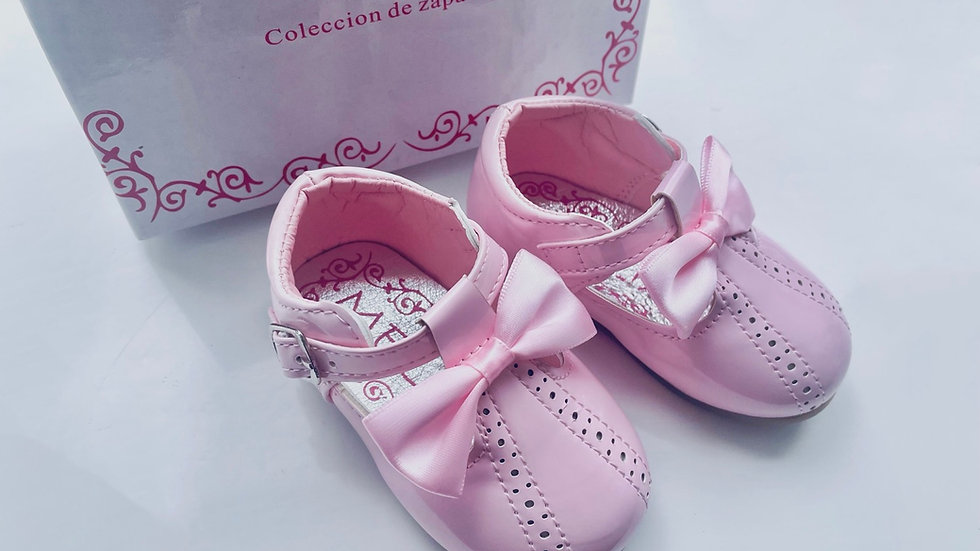 Pink Melia Shoes