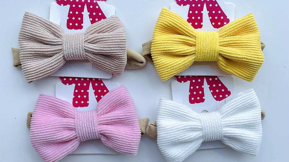 All 4 bow headbands deal