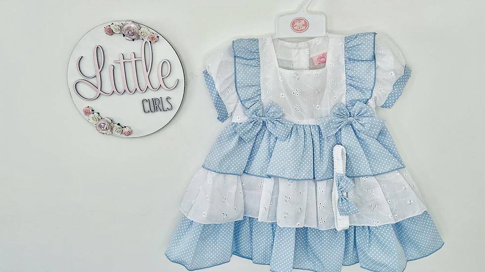 Blue Bella dress