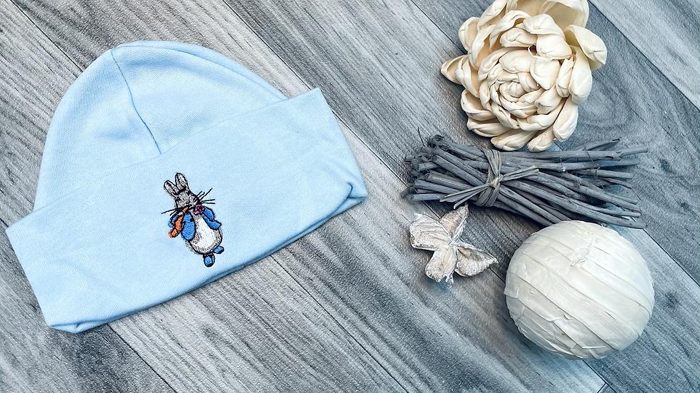 Blue Peter rabbit hat