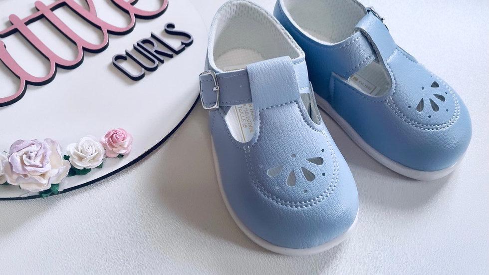 Boys blue raindrop Baypods