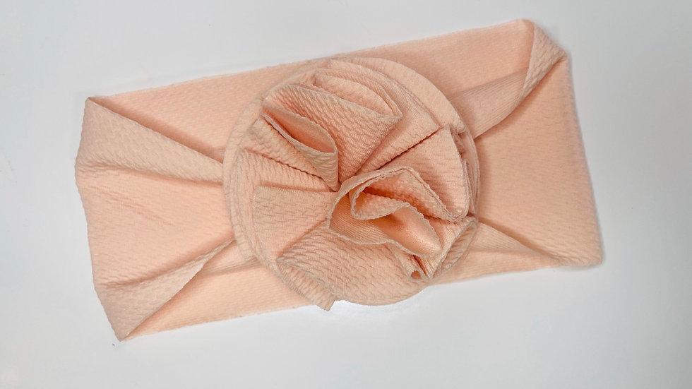 Nude/Peach Head wrap