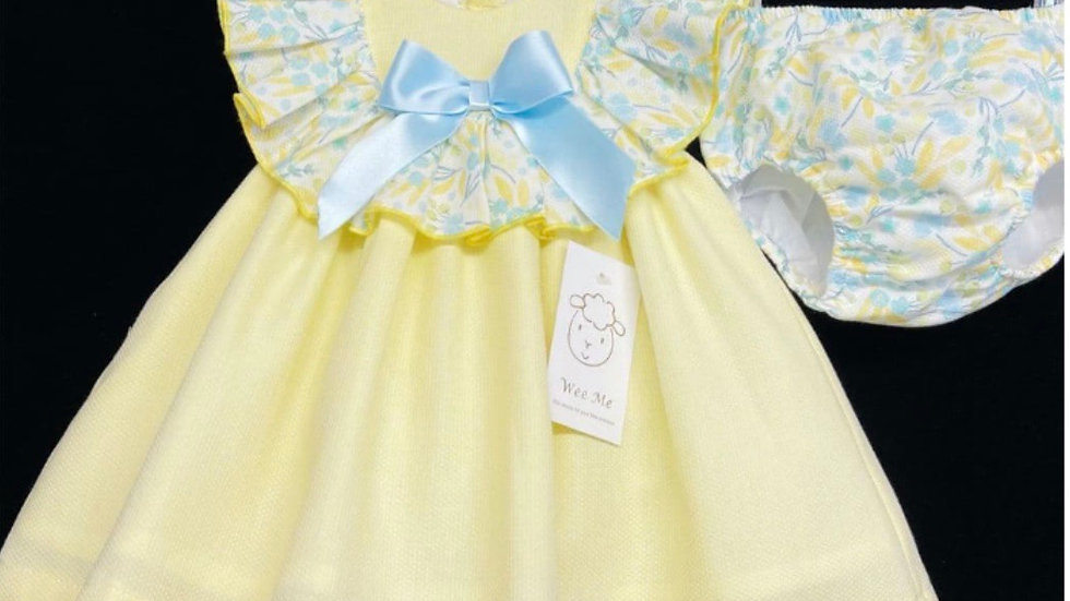Lemon Wee Me dress