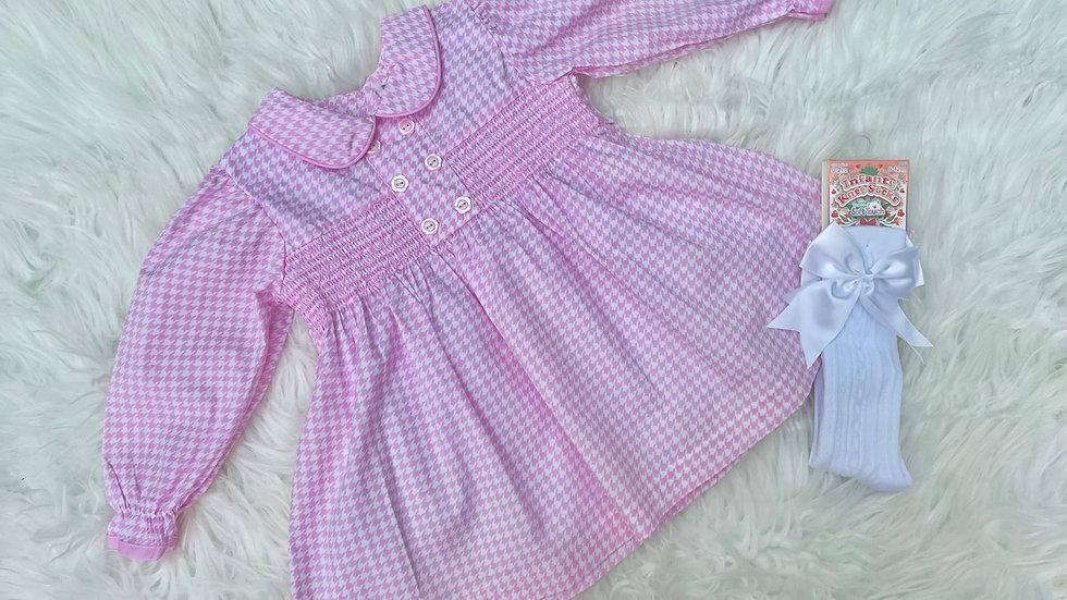 Harriet Gingham Dress