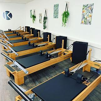 English Pilates HIIT Strength Classes in Geneva, Switzerland