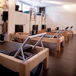English Speaking Pilates Classes in Zug, Switzerland