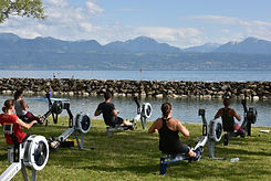 English Rowing Classes in Lausanne, Switzerland