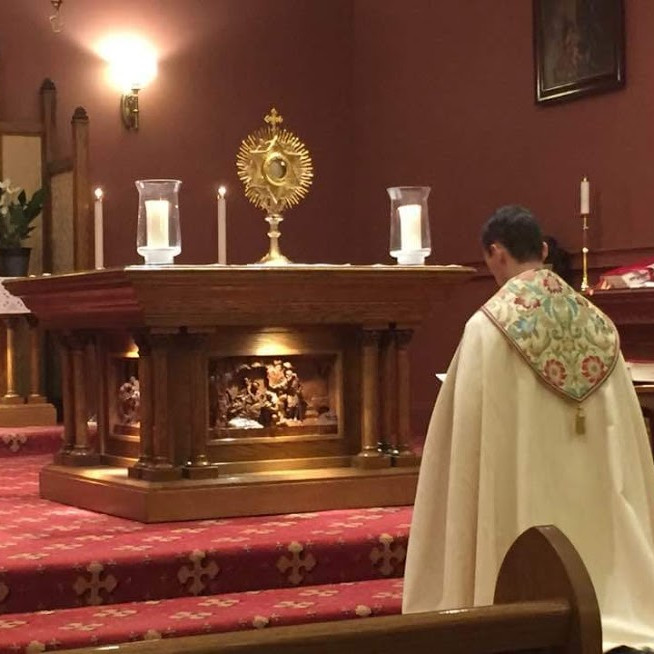 Adoration for Vocations
