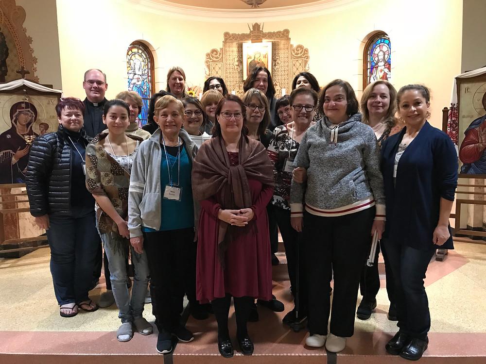 Women's Silent Retreat | Regnum Christi Ontario