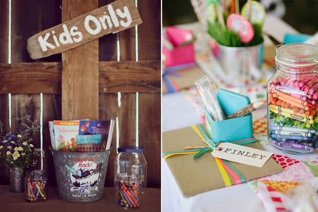 Ideas to Entertain Kids at Adelaide Weddings