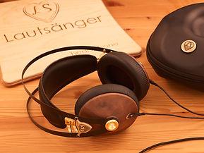 Lautsänger Kopfhörer